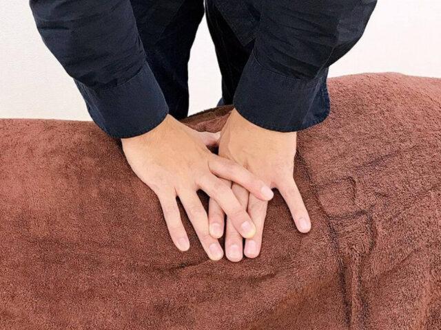 1. バキバキせず、不調の根本原因を解消する身体に負担のない施術